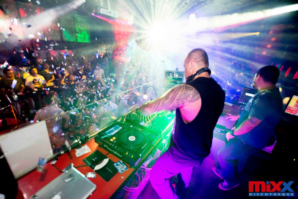 Mixx Nightclub Pattaya