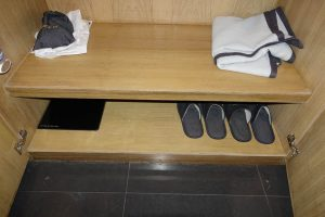 Slippers and Scale at Page 10 hotel in Pattaya