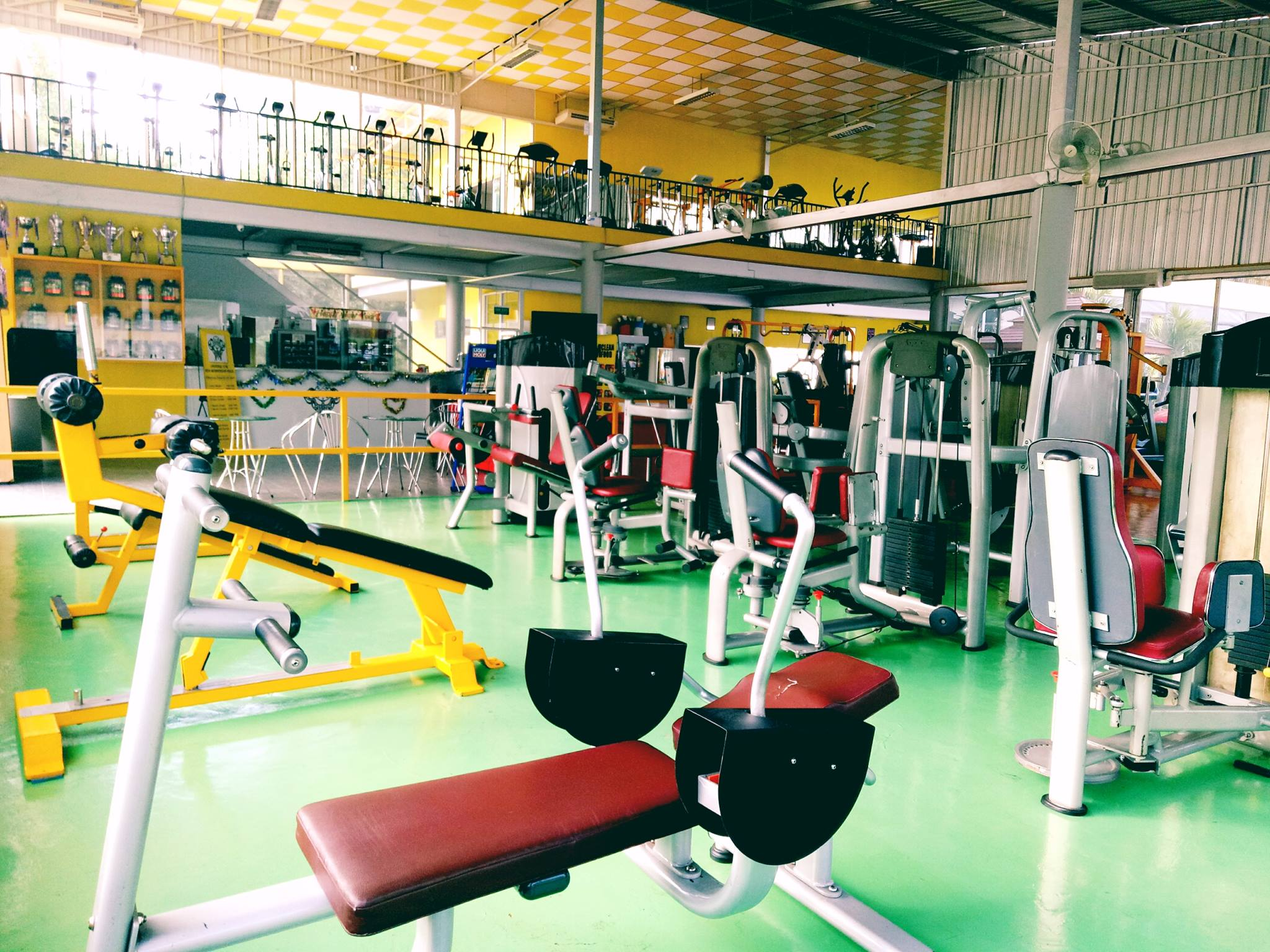 Universe Gym in Pattaya