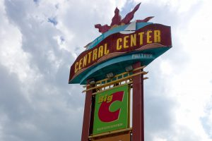 Central Center Pattaya Mall