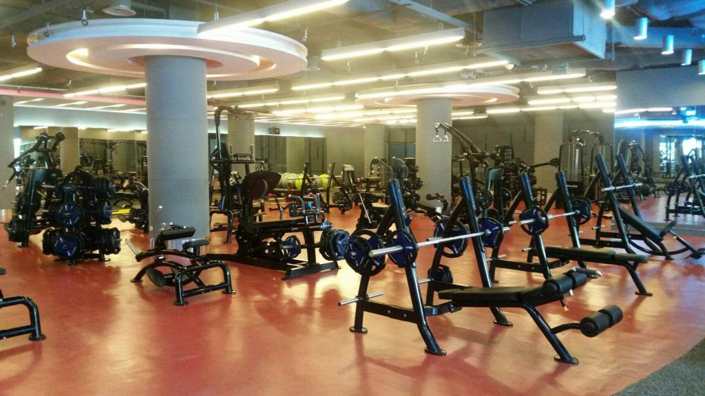 Fitness 7 Gym in Pattaya