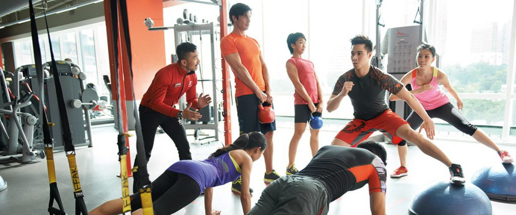 Fitness First Pattaya