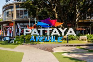 Avenue Mall Pattaya, Thailand