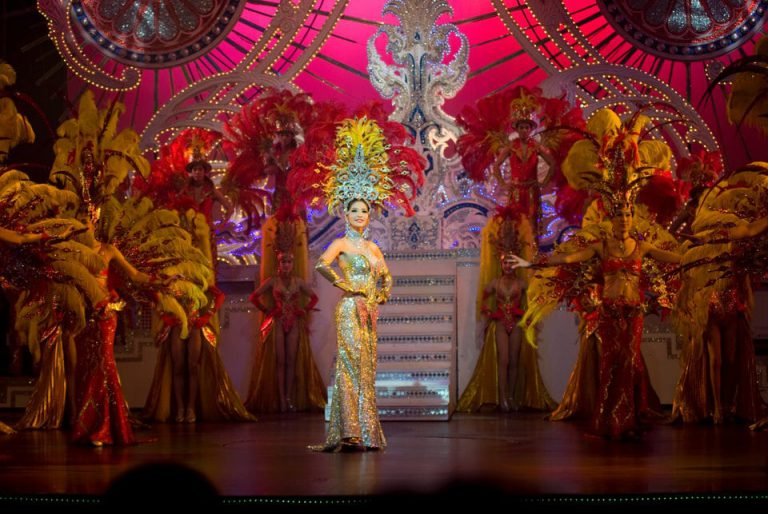 Best Cabaret Shows In Pattaya