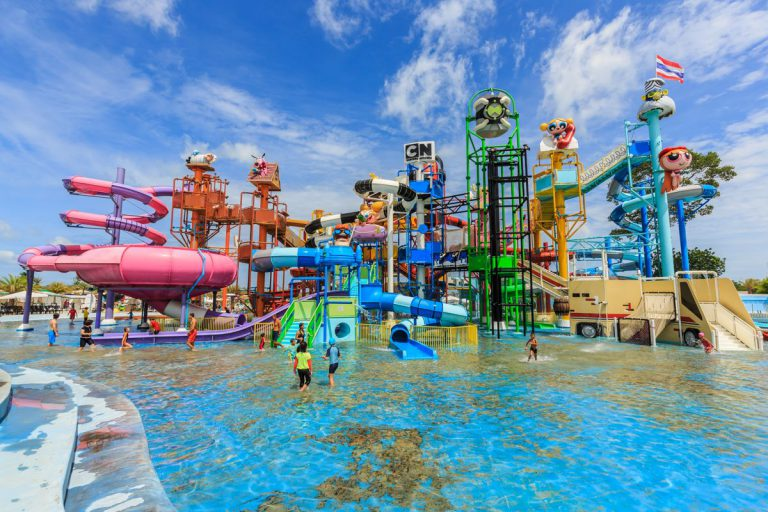 Cartoon Network Amazone Waterpark – Let's Get Wet