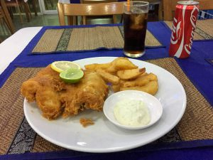 Jolly Friar Fish & Chips Pattaya-0531