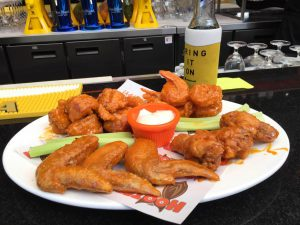 Buffalo Platter Hooters Pattaya
