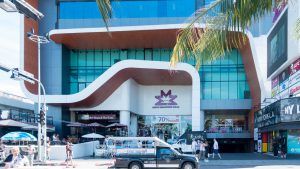 Mike Shopping Mall Pattaya Beach Road