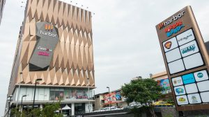 Harbor Mall Pattaya - Exterior of Mall