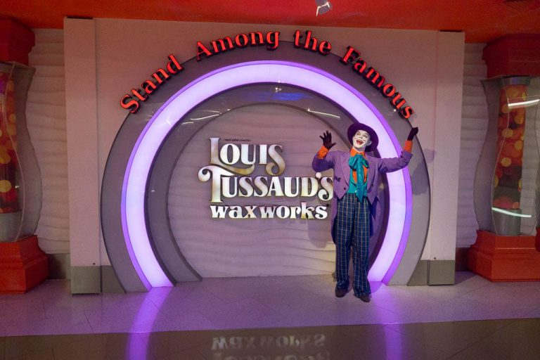 Louis Tussaud's Wax Works in Pattaya