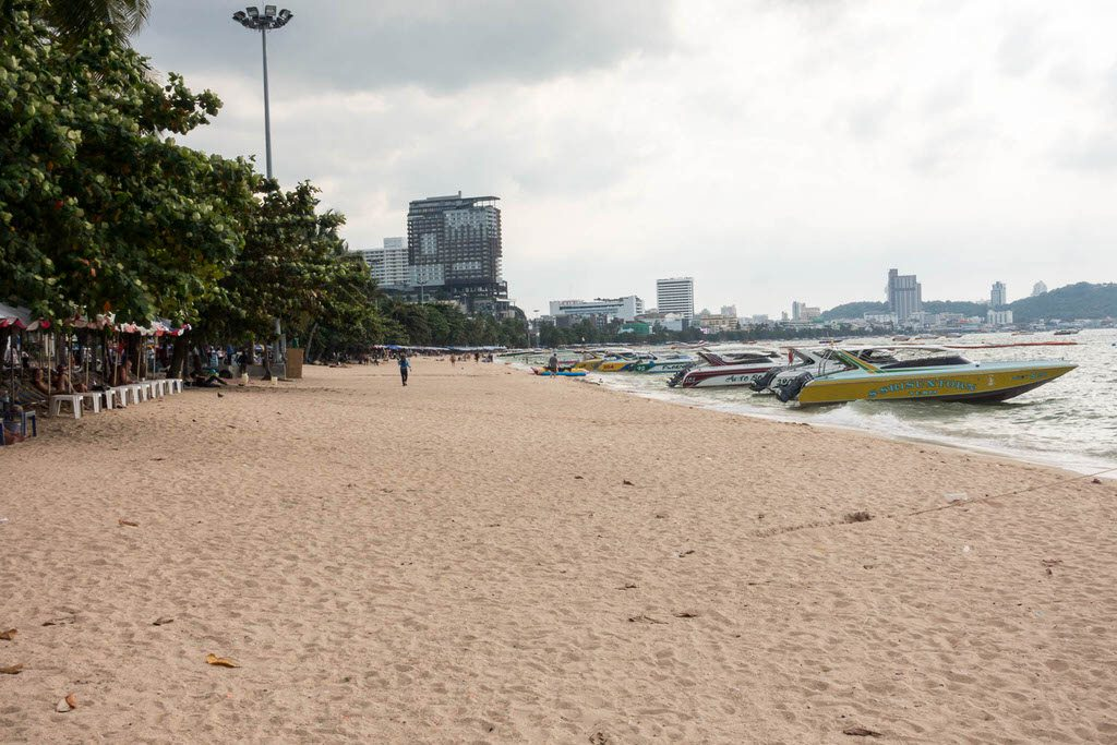 North pattaya beach