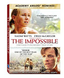 The Impossible - Movie about Thailand Tsunami