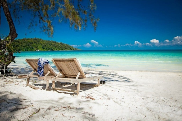 The Best Beaches In Cambodia: From Koh Rong To Sihanoukville